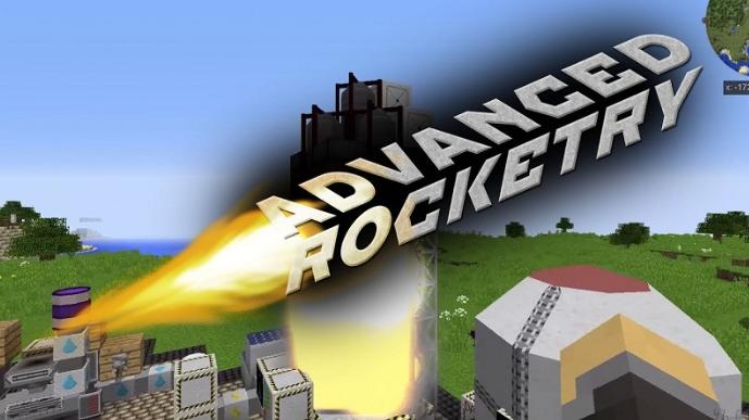 高级火箭 Advanced Rocketry Mod