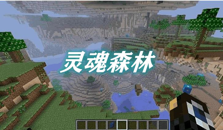 灵魂森林 Soul Forest Mod