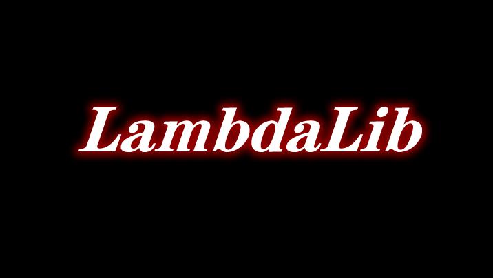 LambdaLib 前置 Mod