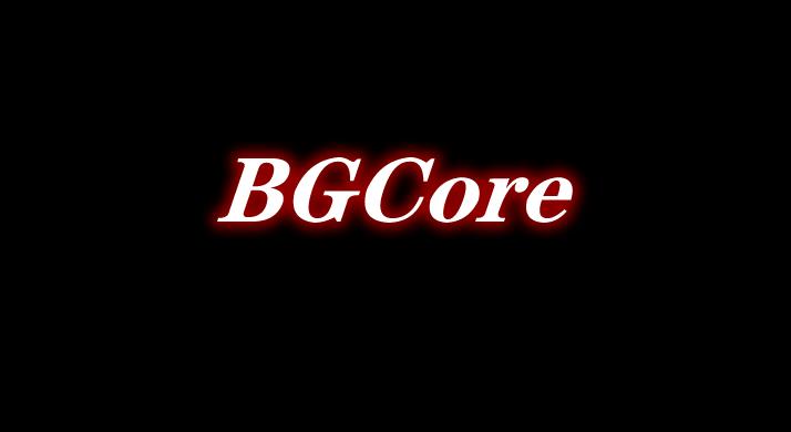 BGCore 前置 Mod