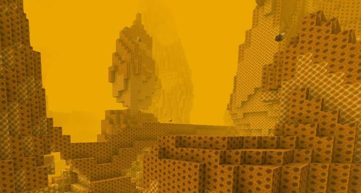蜂巢世界内部构造
