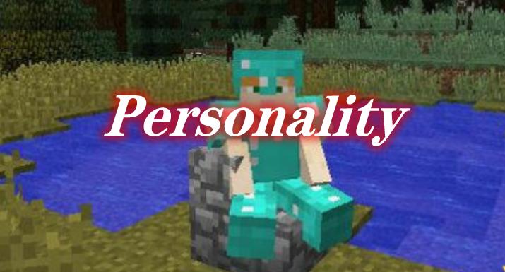 Personality Mod