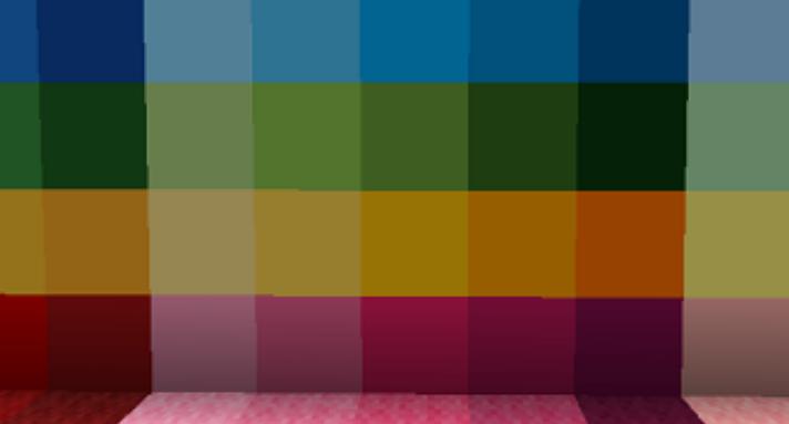 不同颜色纹理的墙纸