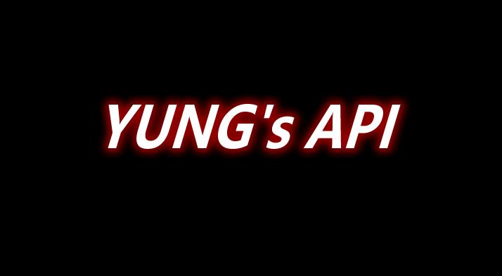 YUNG's API 前置 Mod